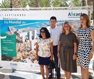 Alacant gaudirà el divendres d'una jornada de Portes Obertes dels museus amb motiu del Dia Mundial del Turisme