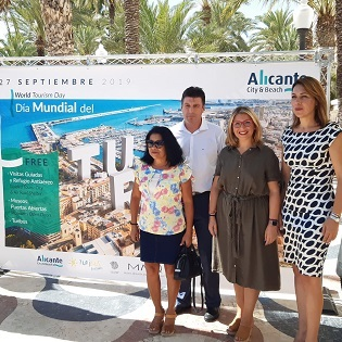 Alicante disfrutará el viernes de una jornada de Puertas Abiertas de los museos con motivo del Día Mundial del Turismo