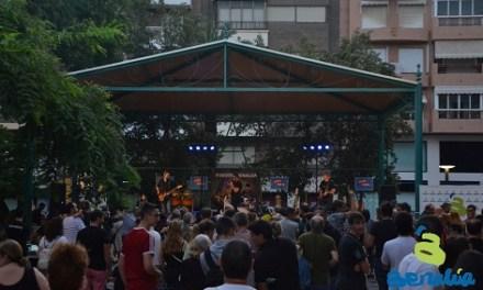 Éxito del Primer Benalúa Rock, con mucha participación de público