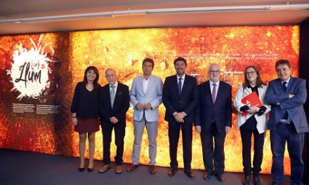 La Fundació Caja Mediterráneo obri els seus Llegats i el seu fons documental amb la inauguració de la Llum