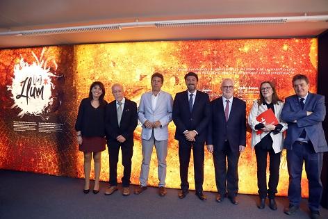 La Fundación Caja Mediterráneo abre sus Legados y su fondo documental con la inauguración de La Llum