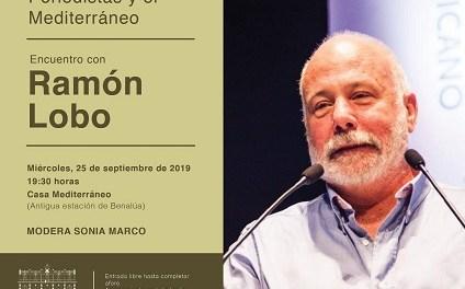 Periodismo de guerra con Ramón Lobo en Casa Mediterráneo