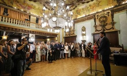 L'alcalde anima a recolzar el nou projecte del Real Liceu Casino d'Alacant com a centre cultural, gastronòmic i social de la ciutat
