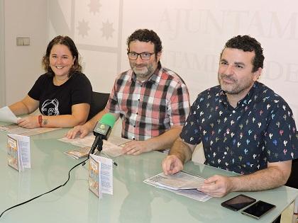 Las concejalías de Cultura, Transición Ecológica y Normalización Lingüística de Dénia presentan una nueva edición de Actividades en familia