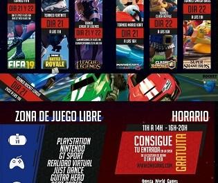 Dénia celebrará una Gaming Experience el 21 y 22 de septiembre en la Casa de la Cultura
