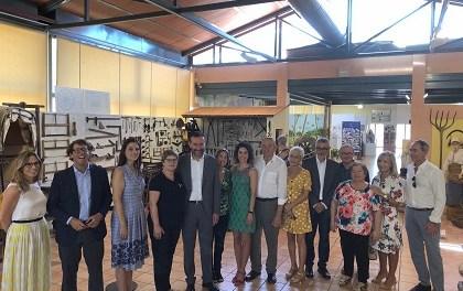 Jornades de portes obertes del Museu Escolar de Pusol d'Elx per a inaugurar la seua nova sala d'exposicions