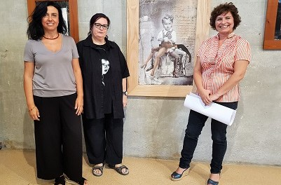 El Museo del Calzado de Elda acoge la exposición multidisciplinar 'Inclasificable', de LOU et SYL