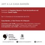 El ciclo 'Arte en la Casa Bardín' concluye su segunda edición con una exposición fotográfica de Cayetano Navarro
