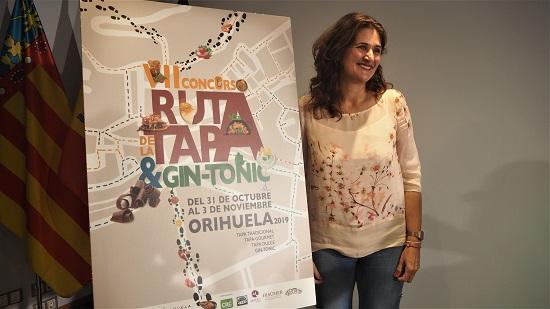 Turisme obri el termini d'inscripció per a participar en la VII Ruta de la Tapa i el Gin-Tonic d'Oriola
