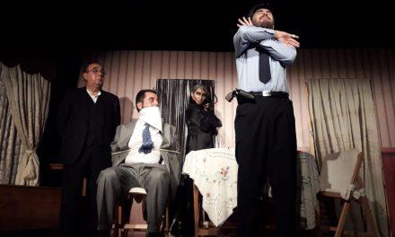 La comèdia: «Arsénico por Compasión» en el Centre Cultural «Virgen del Carmen» de Torrevella