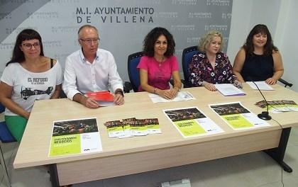 Arriba la Mostra Villena 2019 amb una oferta d'activitats per a tots els públics