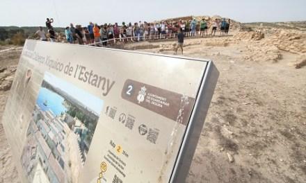 La investigació arqueològica de Guardamar en l'elit d'Espanya