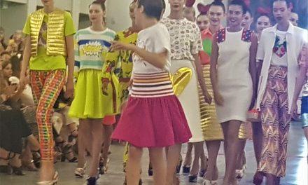 Elda se promociona como ciudad del calzado y de la moda en la Alicante Fashion Week