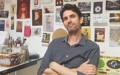 """Antonio Pérez: """"CISMA és un buidament o porga, en algunes obres demostre que necessite buidar-me per a tornar-me a omplir"""""""