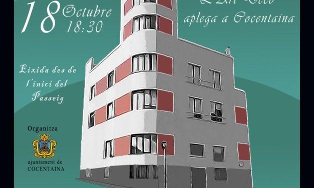 El histórico Edificio Merín de Cocentaina se pone en valor por su singularidad
