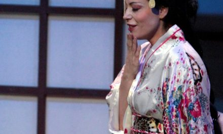 """L'opera """"Madame Butterfly"""" aquest dissabte en el Auditori de la Mediterrània de La Nucia"""