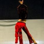 El Ayuntamiento de Finestrat organiza clases de danzas árabes y danza pilates para adultos en el pabellón municipal