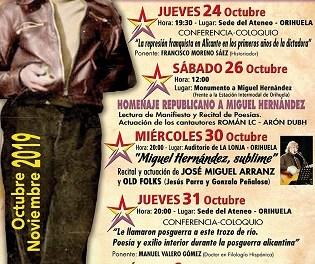 Aquest pròxim dijous l'historiador Paco Moreno Sáez parlarà de la repressió franquista a Alacant durant la immediata postguerra