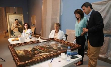 El MUBAG obrirà una de les seues sales el 31 d'octubre amb una exposició inèdita dedicada a l'alacantí Vicente Rodes