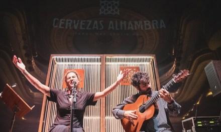 """Alba Molina inaugura en el Teatre Principal la cinquena edició de """"Momentos Alhambra en l'Escenari"""""""