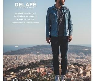 """Delafé presenta su nuevo disco """"Hay un lugar""""  en el Teatro Principal de Alicante dentro del ciclo  """"Momentos Alhambra en el Escenario"""""""