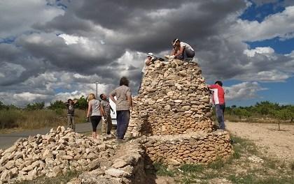 Acadèmics i professionals de reconegut prestigi participen en la X Trobada de Pedra Seca al Pinós