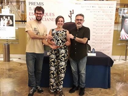 Rodolf Sirera recibirá el Premio de Honor de las Artes Escénicas Valencianas 2019 que se entrega en Alicante