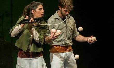 """Cap de setmana 100% alacantí en el Teatre Principal: música de """"Albaladre i circ amb """"YOLO"""""""