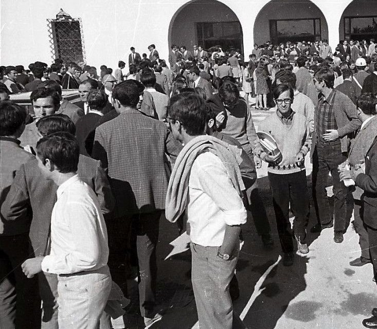 La Seu Ciutat d'Alacant analitza la Universitat Espanyola en el Tardofranquisme