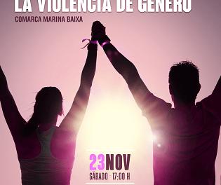 El viernes se inician en l'Alfàs los actos conmemorativos del 25-N, Día Internacional contra la Violencia de Género