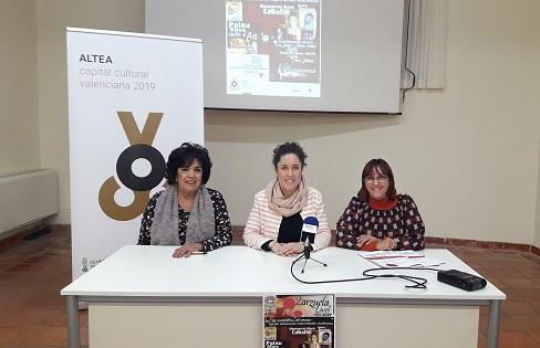 Cultura y Corazón Exprés presentan el espectáculo benéfico Zarzuela Live! en Altea