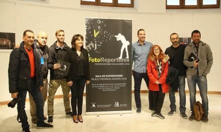La Exposición 'FotoReporteros' vuelve a la Diputación con las imágenes más impactantes de los dos últimos años en la provincia