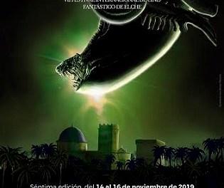 7a edició del Festival Internacional de Cinema Fantàstic d'Elx-FANTAELX