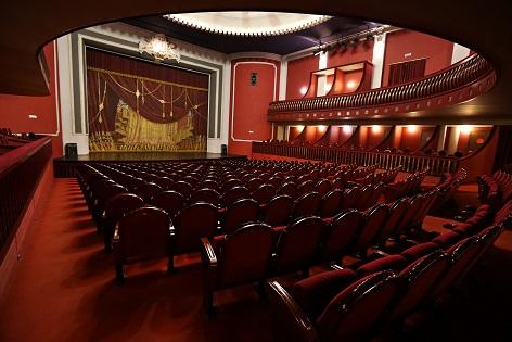 Les taquilles del Teatre Castelar d'Elda obriran un dia abans dels espectacles per a la venda de localitats