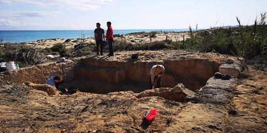 Guardamar inicia una nueva campaña arqueológica para desenterrar  una torre islámica de los siglos XII-XIII
