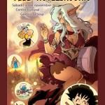 La Asociación de Lectores de Cómic presenta la octava edición de NoveldaCómic
