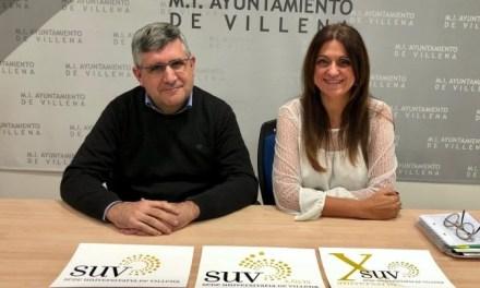 La Seu Universitària de Villena convoca el concurs per al logotip del XV aniversari