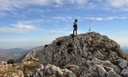 Els cims de la província d'Alacant a vista de Google