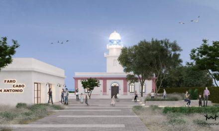 Xàbia proyecta la rehabilitación para abrir al público el faro del Cap de Sant Antoni