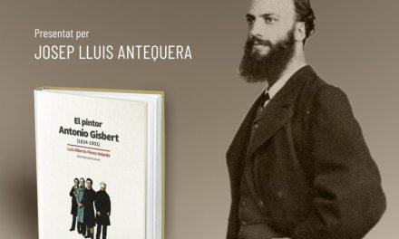 Alcoy acoge la presentación de una nueva biografía del pintor Antonio Gisbert