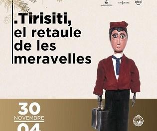 """Exposición """"TIRISITI, el retaule de les meravelles"""" en la sala Fundación Mutua Levante de Alcoy"""