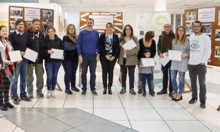 Inauguració de l'exposició 'YES YOU CAN' sobre voluntariat a l'Alfàs