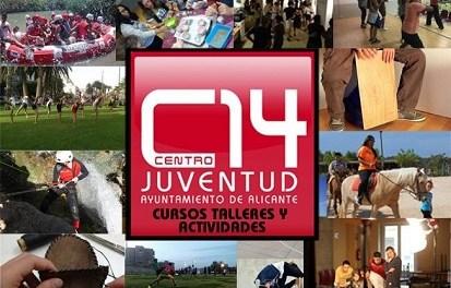 La Concejalía de Juventud de Alicante presenta la programación de sus cursos, actividades y talleres para el primer trimestre de 2020