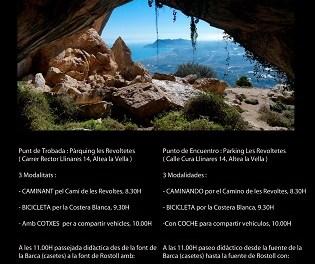 El Ayuntamiento de Altea presenta ''Subimos a la Sierra'', una jornada medioambiental, didáctica y de ocio en la Sierra Bèrnia