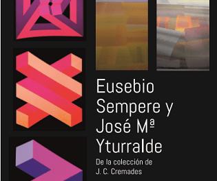 Exposición Arte Cinético en Aspe: Eusebio Sempere y José María Iturralde