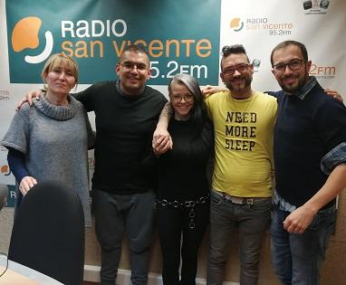 Caldearte, un programa de radio cultural, ahora quincenalmente en LOBLANC