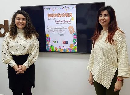 La Concejalía de Juventud de Elda organiza 'Navidiver' para facilitar la conciliación familiar durante los días laborables de las fiestas navideñas