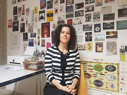 """Maigualida Robles: """"La creativitat és la manera de deixar-te lliure, sense imposicions, donant-te totes les possibilitats des de la flexibilitat"""""""