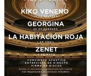 """""""Momentos Alhambra"""" regresa en 2020 al Teatro Principal de Alicante"""