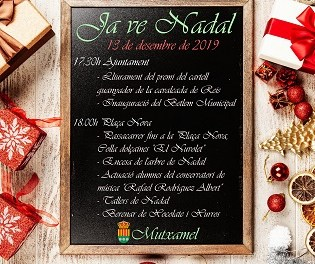Ja ve Nadal a Mutxamel